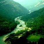 затерянный мир, река